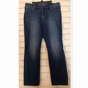 Old Navy Curvy Jeans